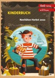 GUG Kinderbuch/Nilpferd Vorschau Herbst 2020