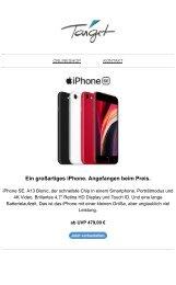 Das neue iPhone SE.