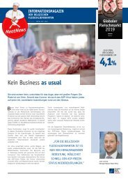 Belgian Meat Office - Meat News 1/2020