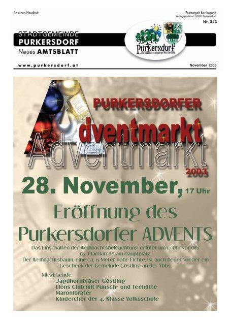Singles Purkersdorf, Kontaktanzeigen aus Purkersdorf bei