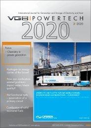 VGB POWERTECH Issue 3 (2020)
