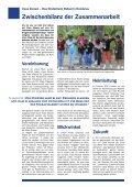 Infoblatt des Schweizer Kinderhilfswerk Casa Girasol in Mittelamerika - Sommer 2013 - Page 6