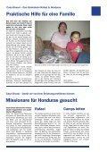 Infoblatt des Schweizer Kinderhilfswerk Casa Girasol in Mittelamerika - Sommer 2013 - Page 7