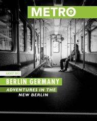 berlin germany adventures in the new berlin