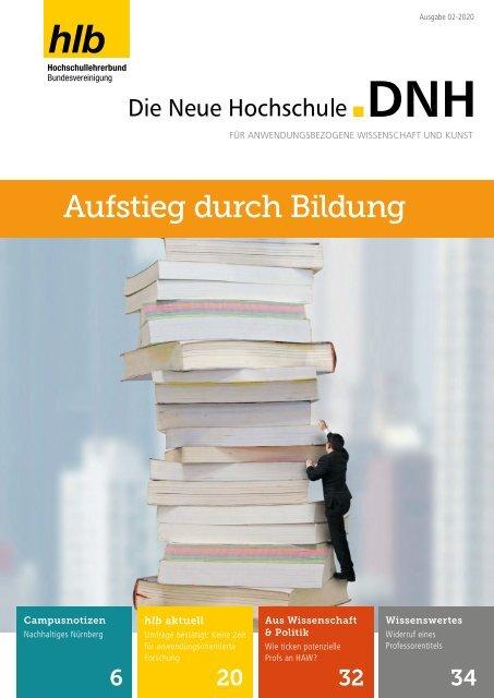 Die Neue Hochschule Heft 2-2020
