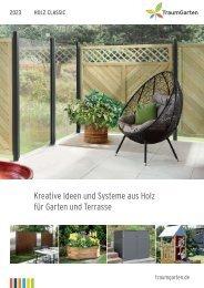 Brügmann TraumGarten, Holz Classic