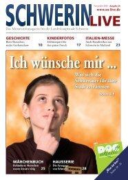 Was sich die Schweriner für ihre Stadt erträumen - Schwerin Live