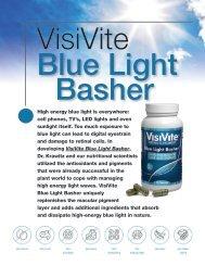 Blue Light Basher booklet for download