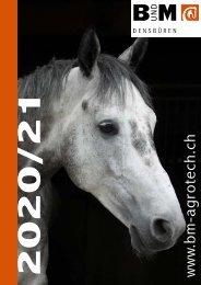 Pferdekatalog 2020/21