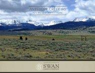 Antelope Creek 80 Offering Brochure 4-20-2020