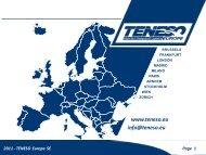 2011 - TENESO Europe SE - Eijgenhuijsen