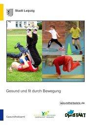 Gesund und fit durch Bewegung (PDF 4,2 - Stadt Leipzig