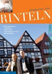 Reisejournal 2009