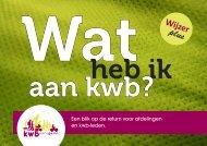 Wijzerplus - Wat heb ik aan kwb?