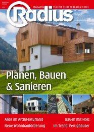 Bauen & Sanieren 2010