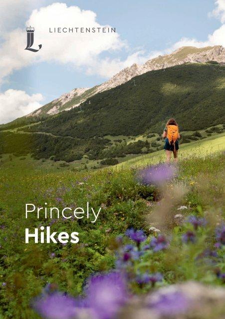 Princely Hikes in Liechtenstein