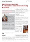 aktuell - ACS Automobil-Club der Schweiz - Seite 5