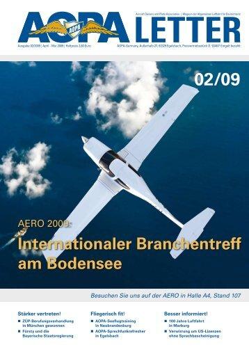 Download als PDF-Datei (4,88 MB) - AOPA - Germany
