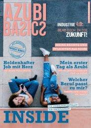 Azubi Basics Ausgabe Oberfranken 2020-21