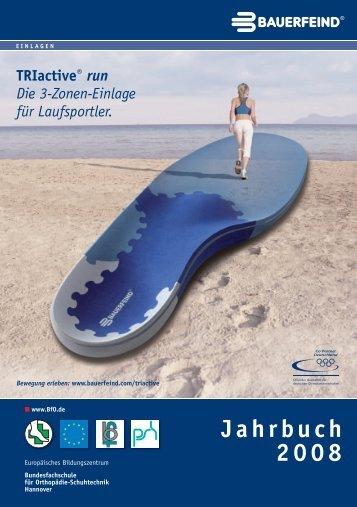 BfO Jahrbuch 2008 - Herzlich willkommen...