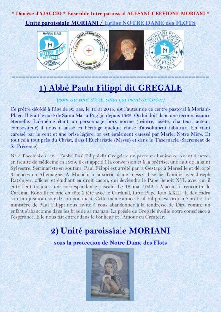 gregale-moriani-informations
