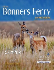 May 2020 Bonners Ferry Living Local