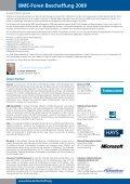BME-Foren Beschaffung 2009 - Seite 2