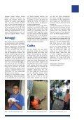 Infoblatt des Schweizer Kinderhilfswerks Casa Girasol in Honduras - November 2013 - Workcamp - Page 3