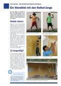 Infoblatt des Schweizer Kinderhilfswerks Casa Girasol in Honduras - November 2013 - Workcamp - Page 6