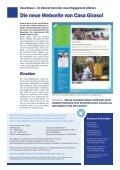 Infoblatt des Schweizer Kinderhilfswerks Casa Girasol in Lateinamerika - Sommer 2014 - Page 4