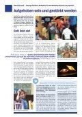 Infoblatt des Missionswerks Casa Girasol  - Mai 2015 - Kinder und Jugendliche mit einer Spende unterstützen  - Page 4