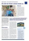 Infoblatt des Missionswerks Casa Girasol  - Mai 2015 - Kinder und Jugendliche mit einer Spende unterstützen  - Page 5
