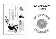 LA Spicker 2003