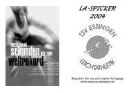 LA Spicker 2004