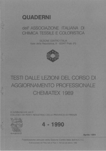 QUADERNI NR. 4 - 1990