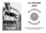 LA Spicker 2005