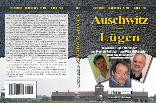 Auschwitz – Lügen - The Barnes Review
