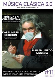 Música Clásica 3.0 Nº11