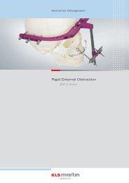Rigid External Distraction - KLS Martin