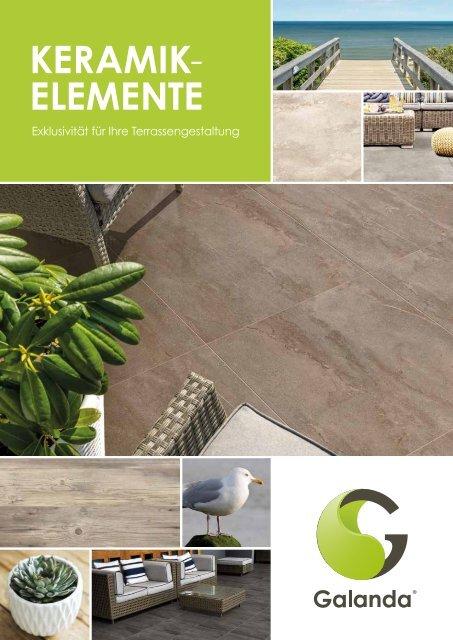 Galanda - Keramikelemente 2021
