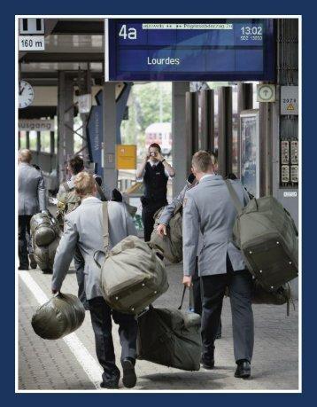 Lourdes-Pilgerbuch 2009 - Deutsche Katholische Militärseelsorge ...