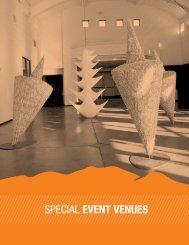 Special event venues