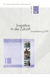 Organisation des BLB NRW - Bau