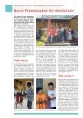Infoblatt des Missionswerks Casa Girasol - Sommer 2016 - Kinderheim und Kurzeinsätze - Page 2