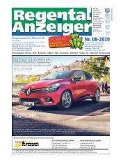 Regental-Anzeiger 08-20