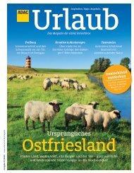ADAC Urlaub Mai-Ausgabe 2020 Württemberg