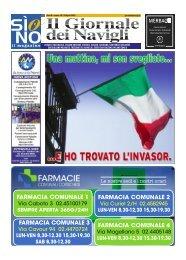 Giornale dei Navigli n.16 del 24 aprile 2020