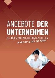 Ausbildungsnavi Anzeigenteil EF 2021