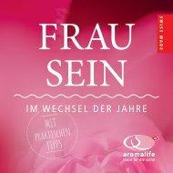 FRAU SEIN - IM WECHSEL DER JAHRE