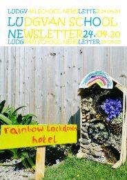 Newsletter 15- 23.04.20